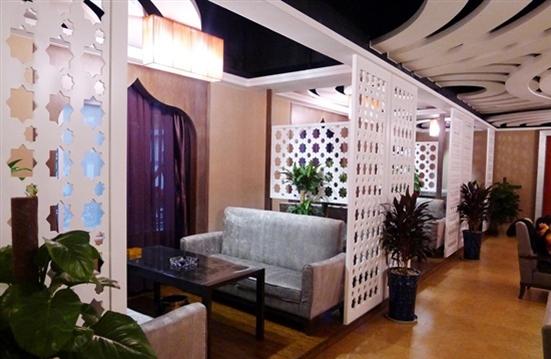 伊斯兰饭店装修风格